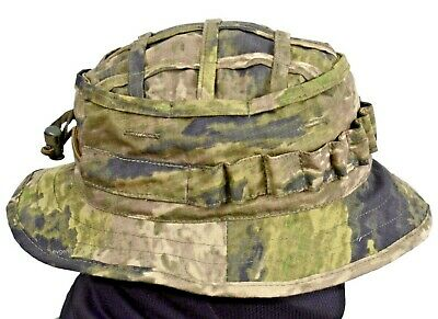 "Russian army Boonie hat ""Scout"" with IR remission A-TACS IX Odinn 1 Day Shipping"