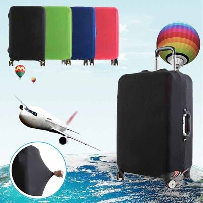 Travel Luggage Suitcase Elastic Cover Case Dustproof Antiscratch Protector 18~30