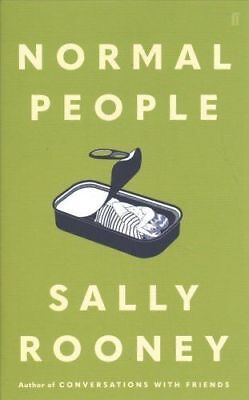 Normal People by Sally Rooney (Paperback Book, 2018)
