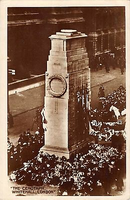 BR79979 the cenotaph whitehall london real photo    uk