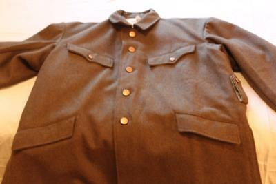 WWII New Reproduction Japanese Type 98 Wool Jacket Tunic Size 50 US