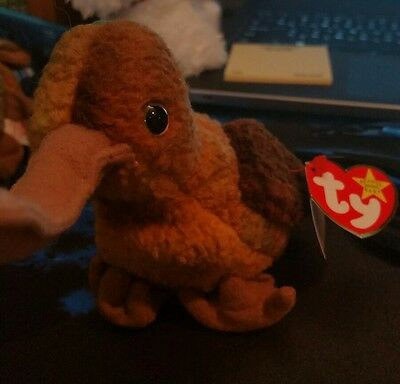 Ty-Beanie-Babies-Beak-The-Kiwi-Bird-1998