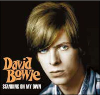 David Bowie Standing On My Own CD Studio Outtakes 1966-1971