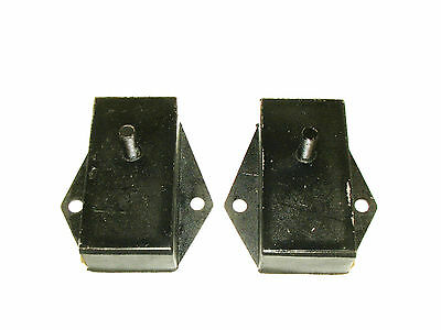 Triumph Tr2, Tr3 & Tr3A A Pair Of Engine Mountings 059180