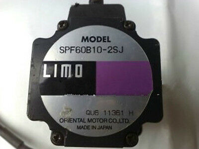 LIMO ORIENTAL MOTOR SPF60B10-2SJ good in condition for industry use