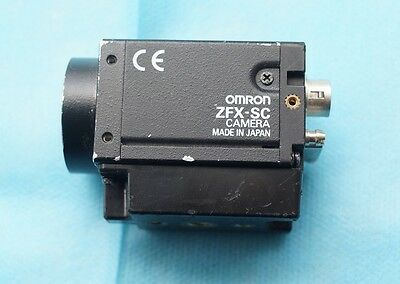 1 pcs  OMRON ZFX-SC industrial camera camera      tested