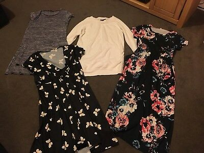 Maternity Clothes Bundle New Look Included Size 8-10