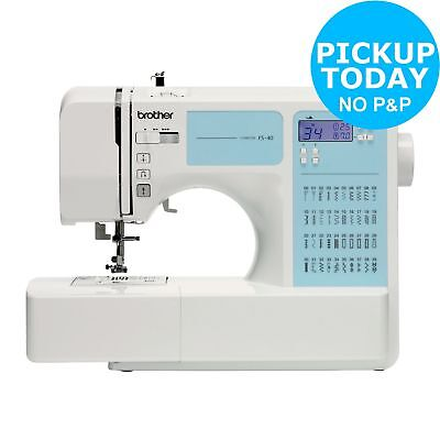 Brother FS40 Computerised Sewing Machine with Extension 40w