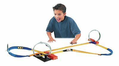 Hot Wheels 10 in 1 Track Playset.