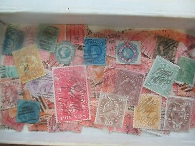 ESTATE: Victoria accumulation in tin unchecked unsorted as received  (5530)