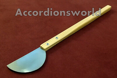 Accordion Wax Waxing Tool / Wachsloffel fur Akkordeon / Palleta per cera voci