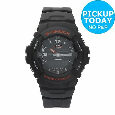 G-Shock by Casio Men's Black Combi Watch.