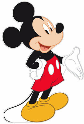 Super silueta MIckey Mouse