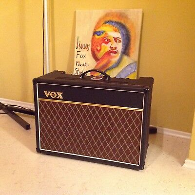 Vox AC 15C1X Custom, Celestion Alnico Blue Bulldog, Brandneu