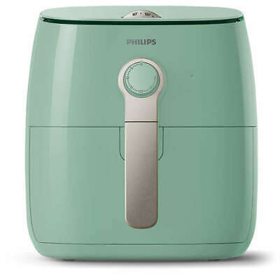 PHILIPS Viva Collection Airfryer HD9621/70 Heißluft Fritteuse 1425W Mint Grün
