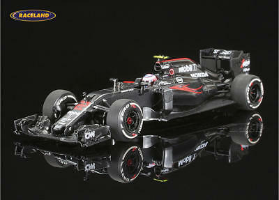 McLaren MP4-31 Honda V6 Hybrid F1 GP China 2016 Jenson Button, Minichamps 1:43