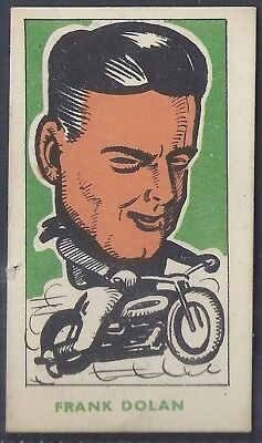Kiddys Favourites-Popular Speedway Riders-#41- Harringay - Frank Dolan