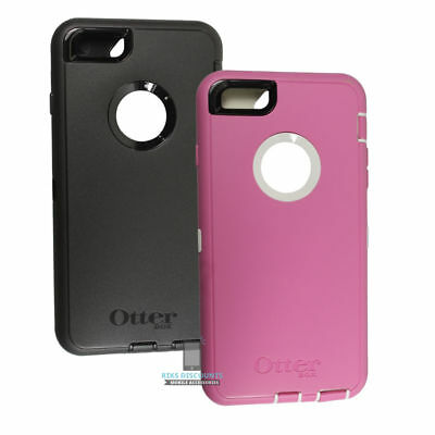 Genuine OtterBox Defender For Apple iPhone 6 Plus Screenless Case (No Holster)