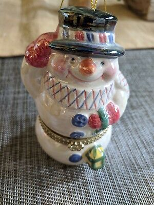 Mr christmas musical ornament