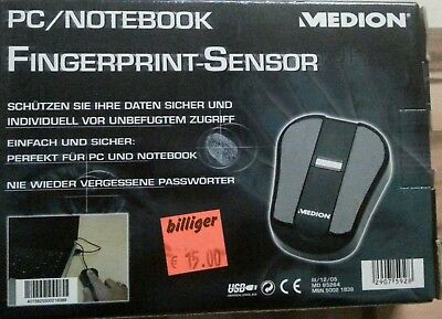 PC/Notebook Fingerprint- Sensor.