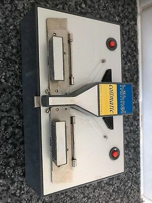 Vintage 8mm Film Splicer, Boxed With Instructions
