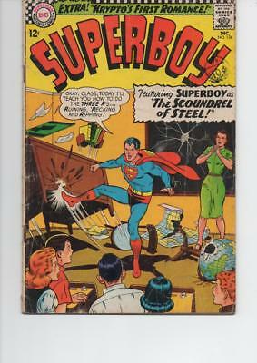 Superboy 134 Very Good+ 1966 Dc Silver Age Comic