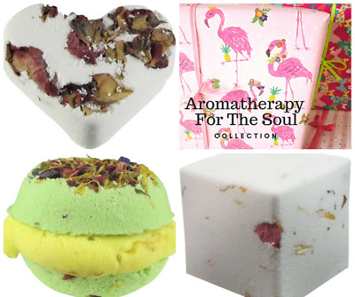 Soaps Bath Bomb Mens Christmas Gifts Ideas For Her Handmade Natural Wrapped Sets
