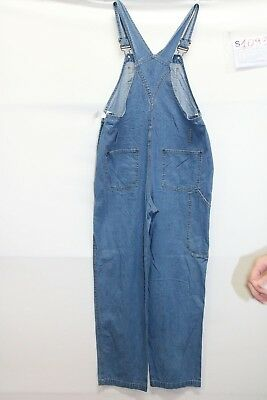 Dungarees IN DUE TIME (code S1093) sz M vintage used jeans salopet STREETWEAR
