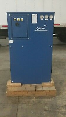 2002 Superior 10 Ton Portable Air Cooled Water Chiller Great Condition