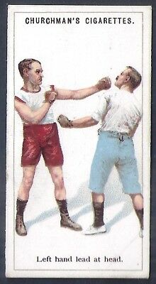 Churchman-Boxing-#02- Quality Card!!!