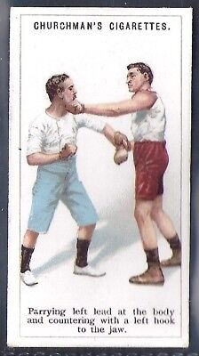 Churchman-Boxing-#13- Quality Card!!!