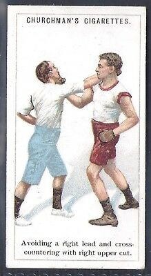Churchman-Boxing-#18- Quality Card!!!