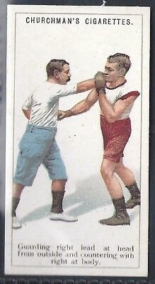 Churchman-Boxing-#21- Quality Card!!!