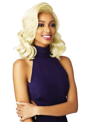 Sensationnel Empress Hand-Tied Curved Part Lace Front Edge Wig - KRISTEN