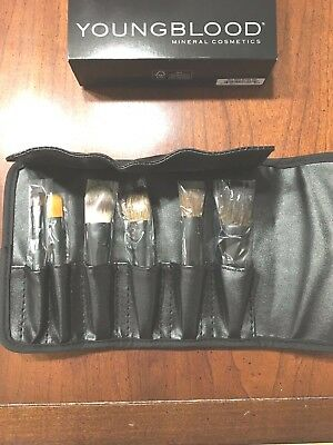 Youngblood Professional Mini 6 Pcs Brush set