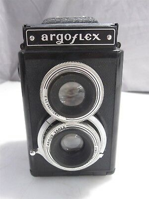 Argus Argoflex TLR Camera W/ Case