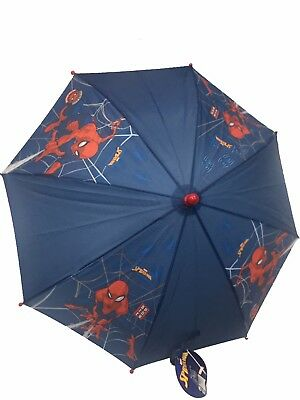 Spider-Man Umbrella spiderman boys Umbrella Kids/Children's Marvel Hero Umbrella