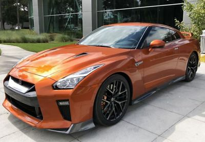 2017 GT-R Premium Coupe 2D Metallic Nissan GT-R with 5,877 Miles available now!