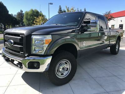 2016 F-250 XL Pickup 4D 8 ft Gray Ford F250 Super Duty Crew Cab with 31,749 Miles available now!