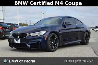 2016 M4 Coupe 2016 BMW M4, 7 spd DCT, BMW Certified , One Owner - $79k MSRP - CLEAN!!