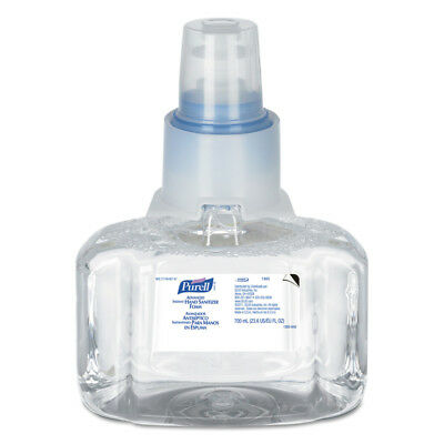 GOJO Advanced Instant Hand Sanitizer Foam,Ltx-7,700 Ml Refill,3/ctn 130503CT NEW