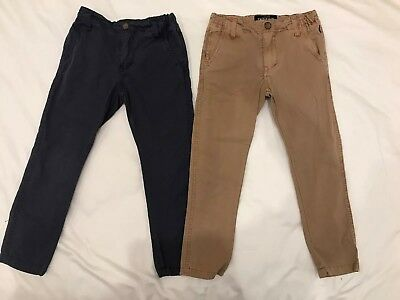 Indie Kids Boys Pants Size 4 X2