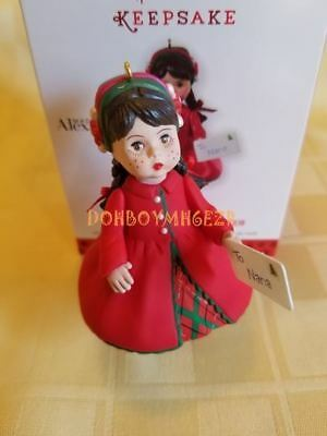 Hallmark 2013 Seding Christmas Cheer Madame Alexander Series Ornament