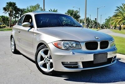 2008 BMW 1-Series Low Miles and in Superb Condition 2008 BMW 1-Series 128i 59k Miles, Sunroof, Leather, Cold A/C