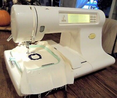 Baby Lock Espree Em2 Embroidery Sewing Machine Hoop