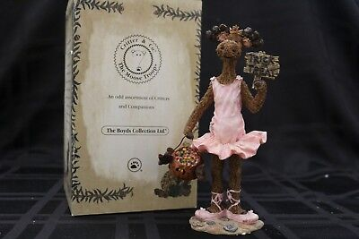 "Boyds ~ Critter & Co.. Moose Troop~ ""Ilona Mooseltoes Trick or Treat"" #36907"