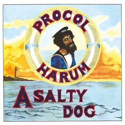 Procol Harum - A Salty Dog   Vinyl Lp New!