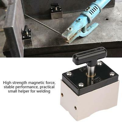 60kg NdFeB Switchable Welding Fixture Magnets Strong Square Magnetic Clamp