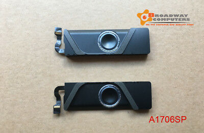"Original Left And Right Speaker Set For Macbook Pro 13"" A1706 2016 2017"