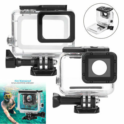 45m Waterproof Housing Case Cover For Gopro Hero 5 Session Camera Accessories ZZ